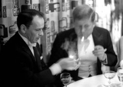 Frank Sinatra e JFK, 1961