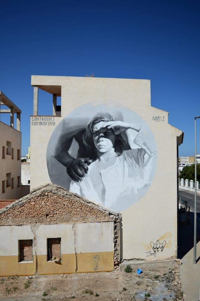 GÔMEZ @Los Alcazares, Spagna