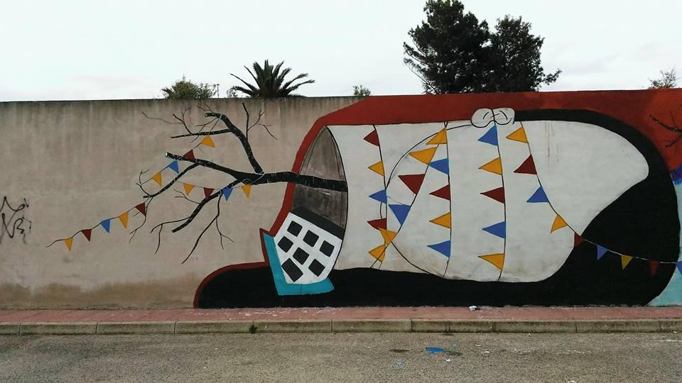 Kiki Skipi @Terralba, Oristano