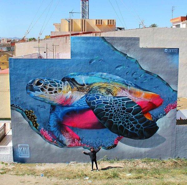 XAV @Murcia, Spagna
