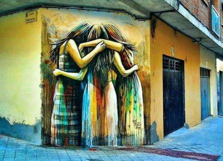 Alice Pasquini @Salamanca, Spagna