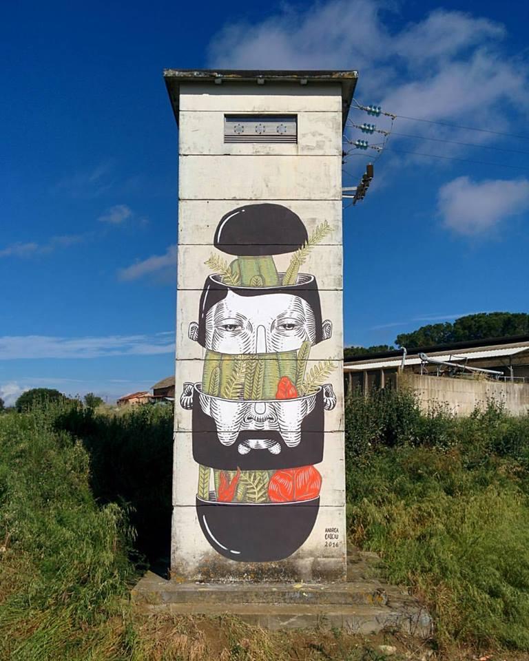 Andrea Casciu @Castiglione del Lago, Umbria