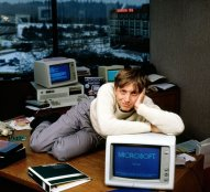 Bill Gates, 1985