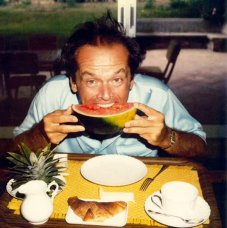 Colazione con Jack Nicholson a Saint Tropez, 1979