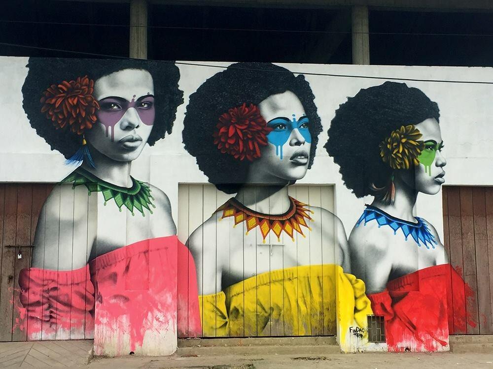 Fin DAC @Bolivar, Colombia