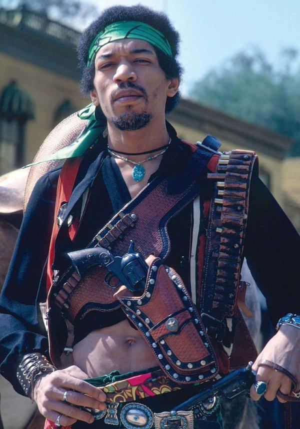 Jimi Hendrix, 1967