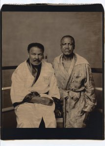 Muhammad Ali e Frazier, 2003