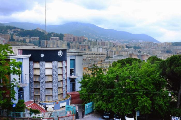 Opiemme @Lsoa Buridda, Genova