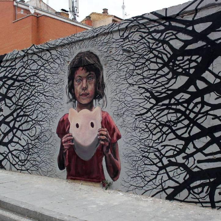 Pablo S. Herrero e Milu Correch @Salamanca, Spagna