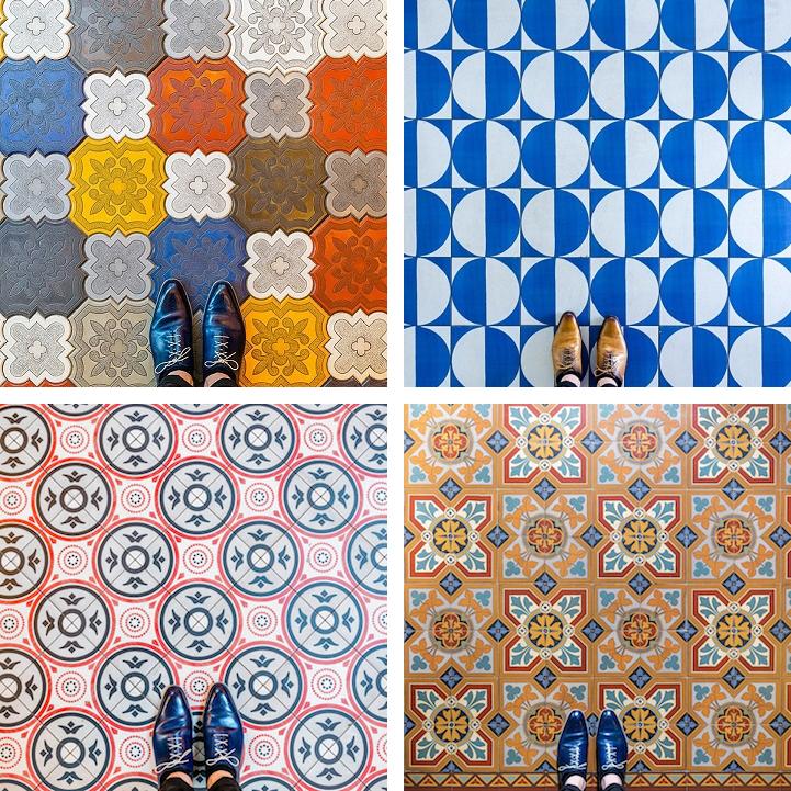 Sebastian Erras - Barcelona Floors
