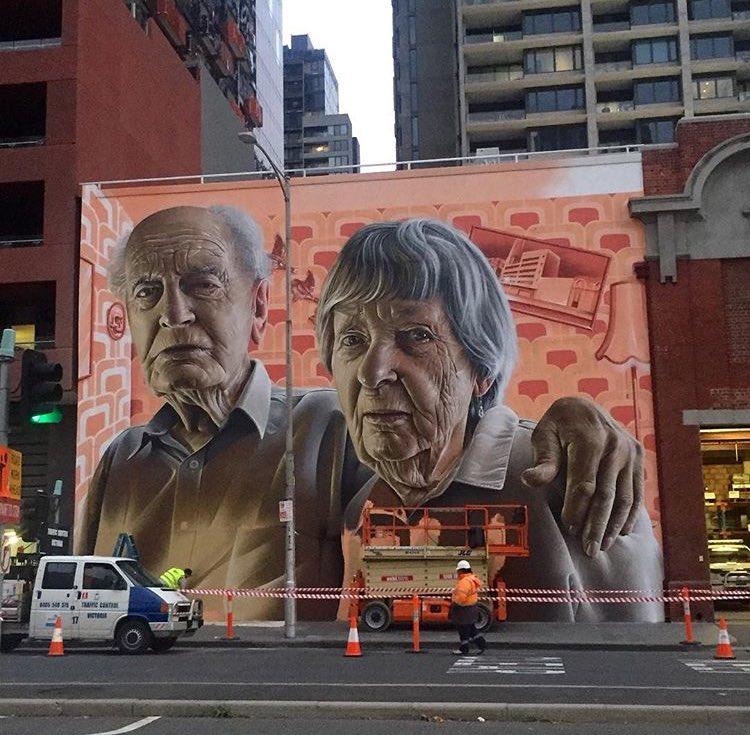 Smug One @Melbourne