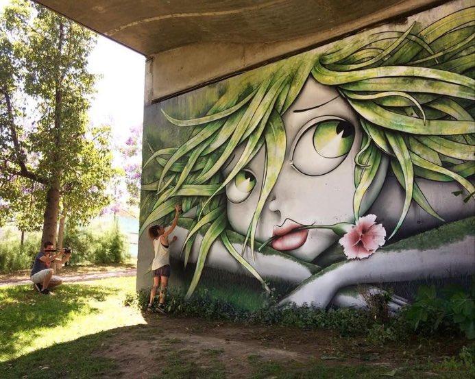 Vinie Graffiti @Loures, Portogallo