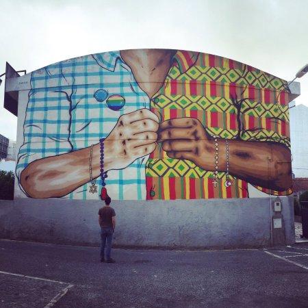 Zabou @Lisbona, Portogallo