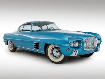1954 Dodge Firearrow Sport Coupe Concept Car (Ghia)