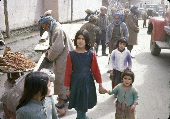 Afghanistan anni 60