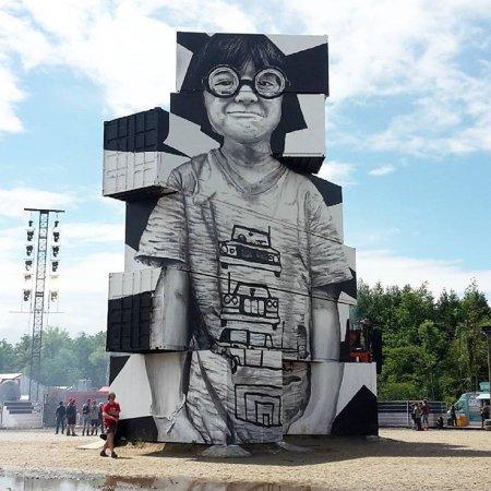 Alexandre Orion @Werchter, Belgio