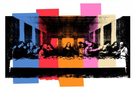 Andy Wargol - The Last Supper, 1986