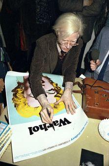 Andy Warhol, 1975