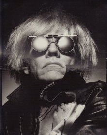 Andy Warhol, 1983. Photograph by Albert Watson
