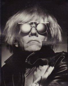 Andy Warhol, 1983. Photograph by Albert Watson