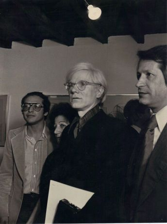 Andy Warhol a Roma