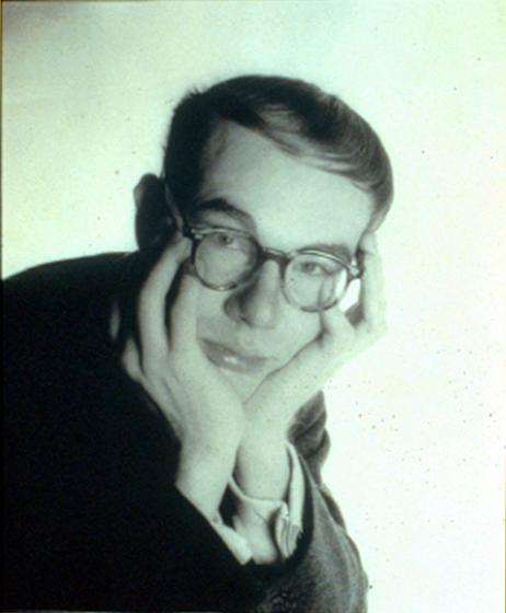 Andy Warhol, c. 1950s - Fotografo sconosciuto, dalla collezione del The Andy Warhol Museum, © AWF