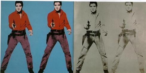 Andy Warhol - Elvis
