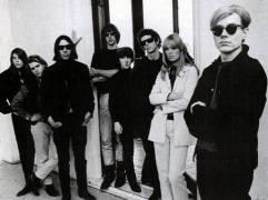 Andy Warhol, Nico e i Velvet Underground