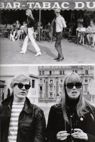 Andy Warhol e Nico