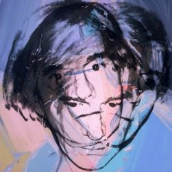 Andy Warhol, Self Portrait