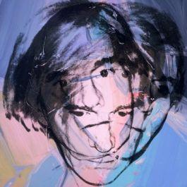 Andy Warhol, Self Portrait