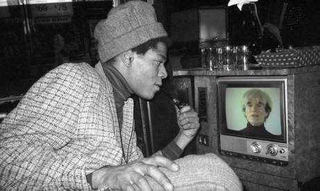 Basquiat e Warhol