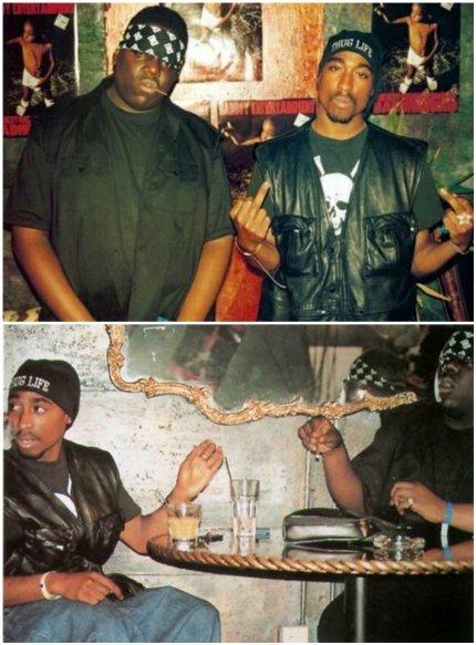Biggie e Tupac