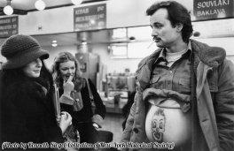 Bill Murray a NYC, anni 70