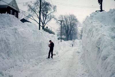 Bufera del '66. Syracuse, New York
