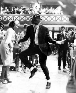 Dan Aykroyd in The Blues Brothers, 1980