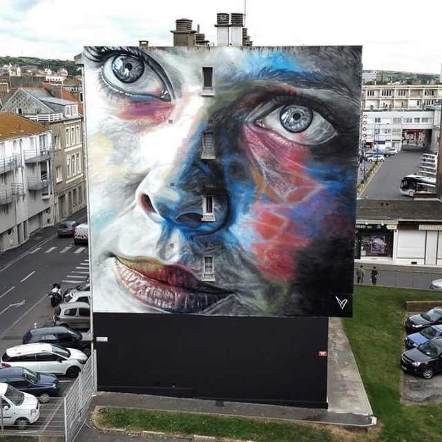 David Walker @Boulogne-sur-Mer, Francia