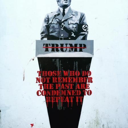 Donald Trump by Pegasus @Bristol