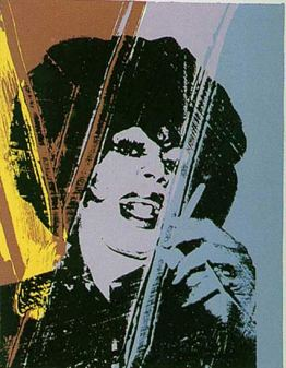 Drag Queen by Andy Warhol, 1975