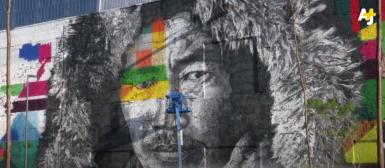 Eduardo Kobra @Rio de Janeiro per le Olimpiadi