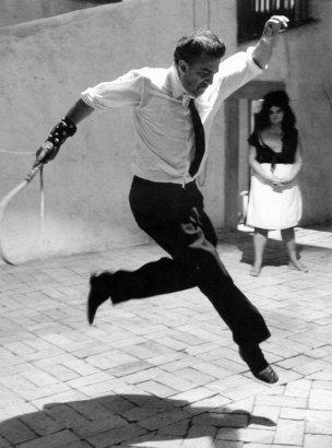 Fellini by Tazio Secchiaroli