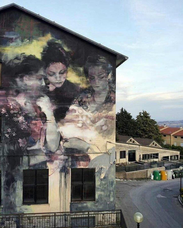 Fran Bosoletti @Santa Croce di Magliano, Italia