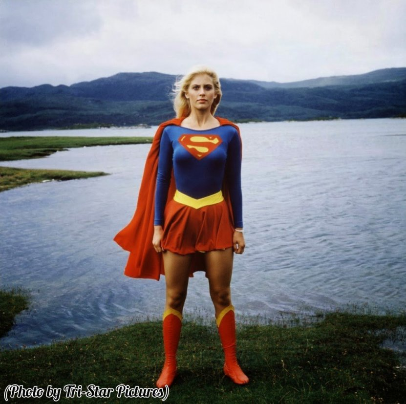 Helen Slater come Supergirl 1984
