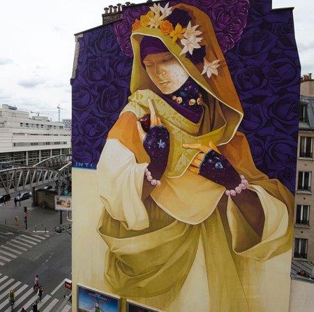 Inti @Parigi, Francia