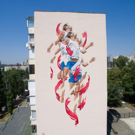 James Bullough @Kiev, Ucraina