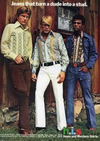 Jeans, 1972