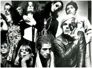 La Silver Factory di Andy Warhol