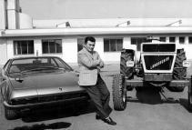 Le super-automobili Lamborghini nascono dal fatto che il titolare di una società di trattori (Ferruccio Lamborghini) è stato insultato da Ferrari