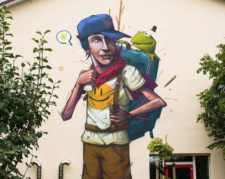 Mr. Woodland @Erding, Germania