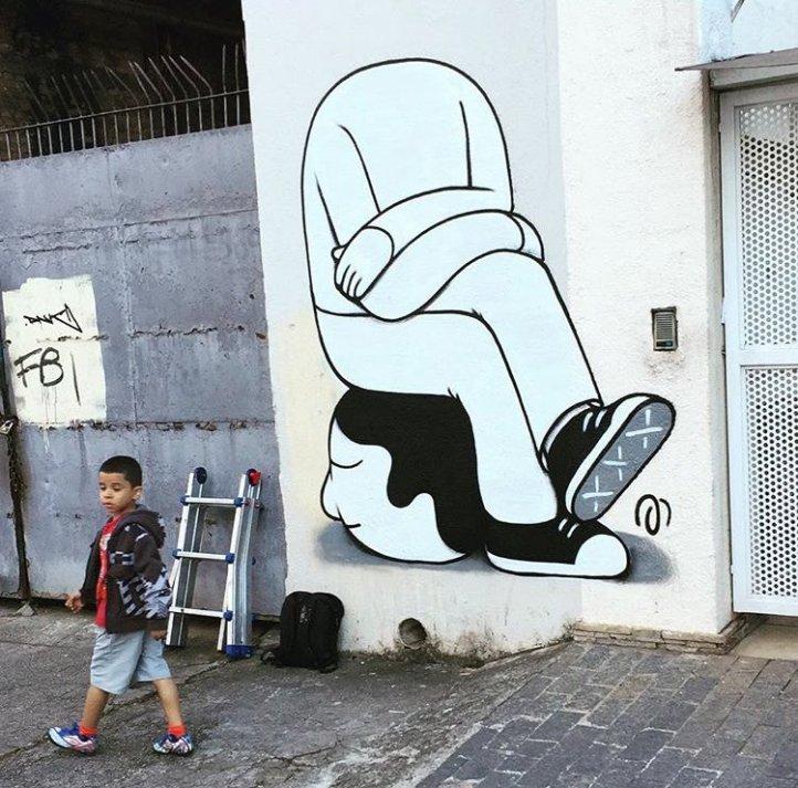 Muretz @São Paulo, Brasile